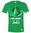 Welcome To The Jungle T-Shirt (Size S / Girls)