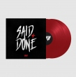 Said & Done (2xLP)