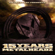 15 Years Of Metalheadz (CD Album)